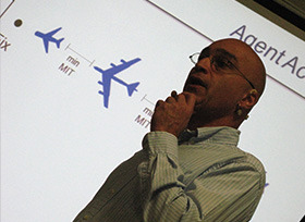 Keynote: Air Traffic: Who controls What?