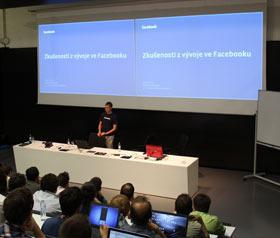 Zkušenosti z vývoje ve Facebooku