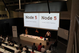 Startup blok - Node 5