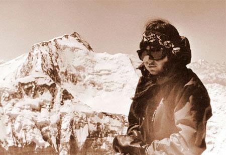 Ze života horolezkyně