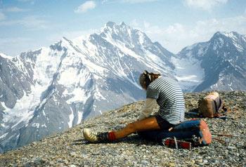 Pamiroalaj, Expedice Matča 1985