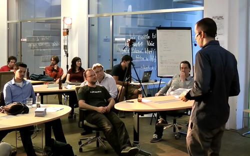 Cesta k agilnímu vedení projektu