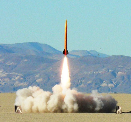 Rocketry in Education