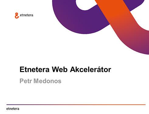 Etnetera Web Akcelerátor