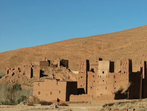 Maroko, Todra