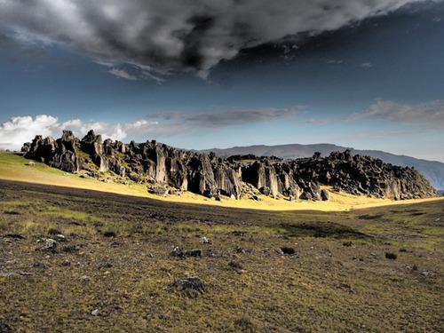 Peru - L'Esfinge, Alpamayo, bouldering, surfing