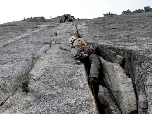 USA: Co lézt v Tuolumne Meadows a Yosemite, když jste tam poprvé