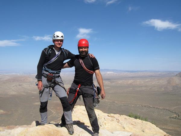 Red Rocks, pískovcová perla pouště