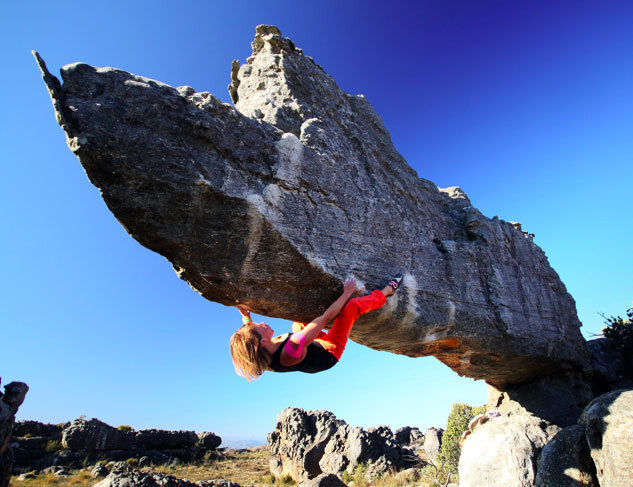Rocklands - bouldering v Jižní Africe