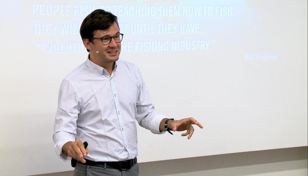 Sociální inovace skrz systémové změny