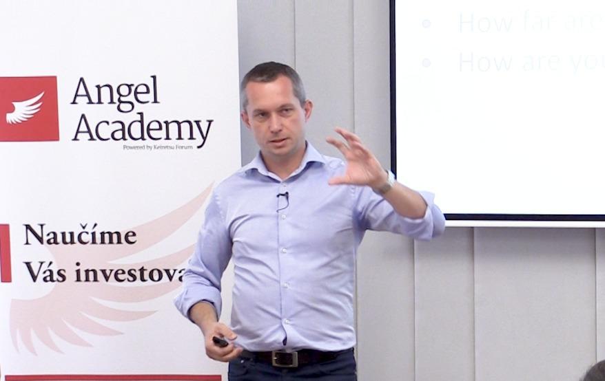 Workshop: Na co se ptát start-upu