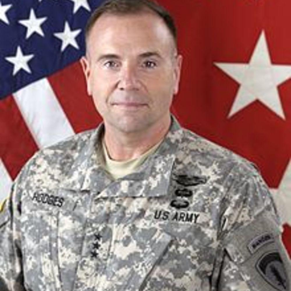 Lt. General Ben Hodges