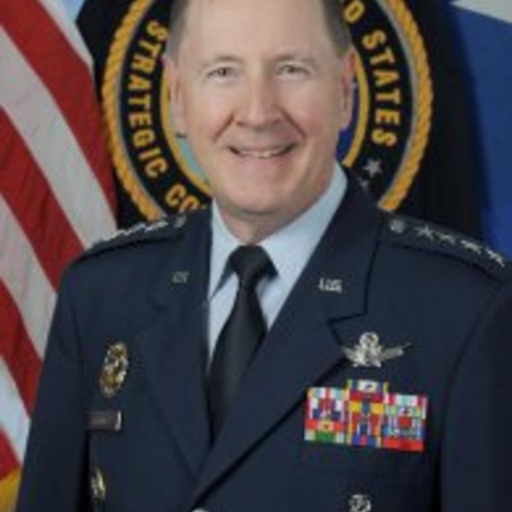 "General C. Robert ""Bob"" Kehler"