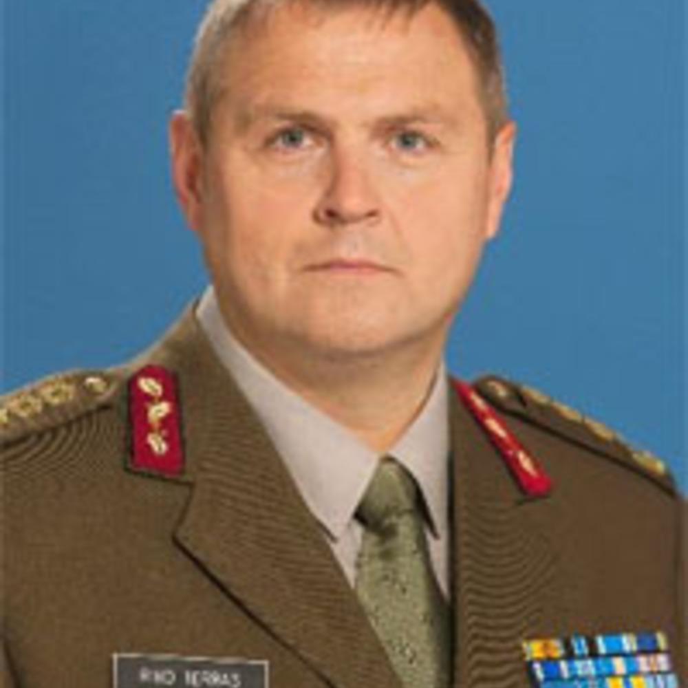 Gen. Riho Terras