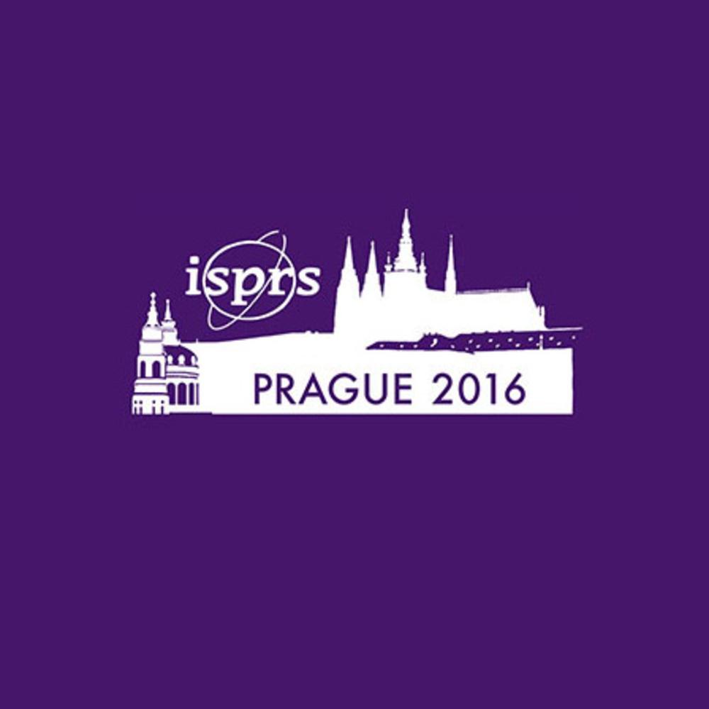 ISPRS 2016 Congress - Prague